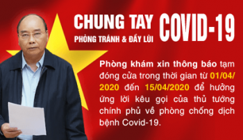 Nghỉ dịch Covid