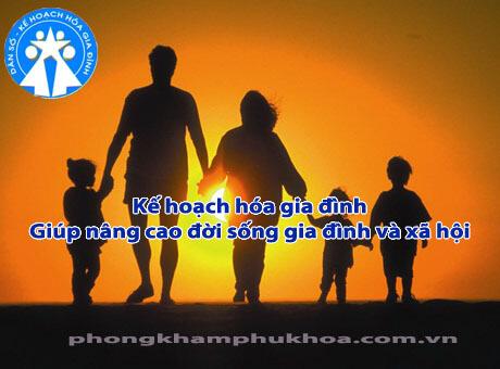 Kế hoạch hóa gia đình là gì?