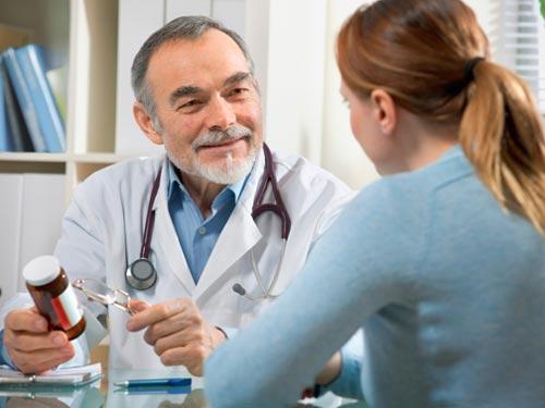 Điều trị bệnh viêm nhiễm phụ khoa