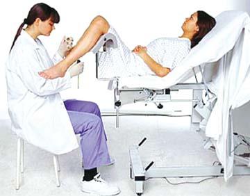Video khám bệnh phụ khoa