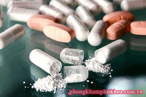 Viêm niệu đạo nên uống thuốc gì?